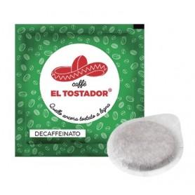 Miscela Decaffeinata - Cialde ESE 44 mm - Caffè El Tostador