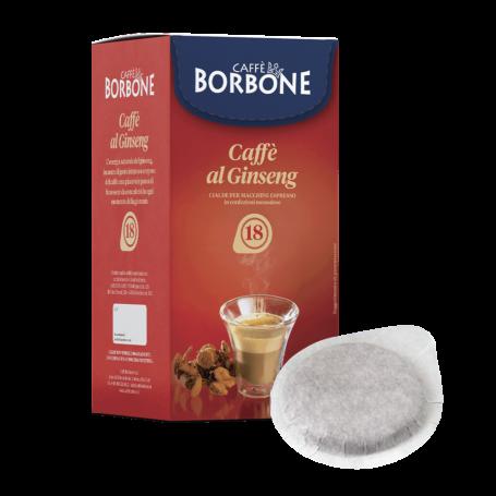 GINSENG - Cialde ESE 44mm - Caffè Borbone