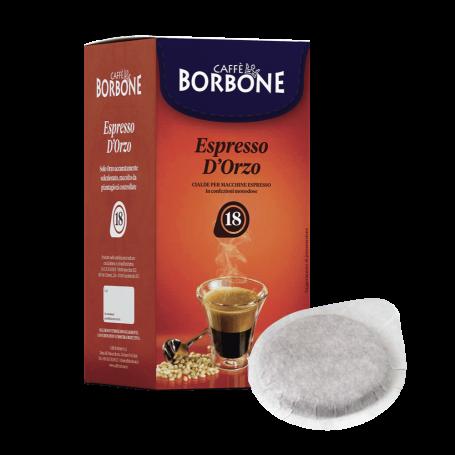 ESPRESSO D'ORZO - Cialde Filtrocarta ESE 44mm - Caffè Borbone