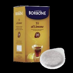 THE AL LIMONE - Cialde ESE 44mm - Caffè Borbone