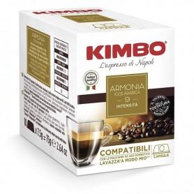 MISCELA ARMONIA - A MODO MIO CAPSULE COMPATIBILI - CAFFÈ KIMBO