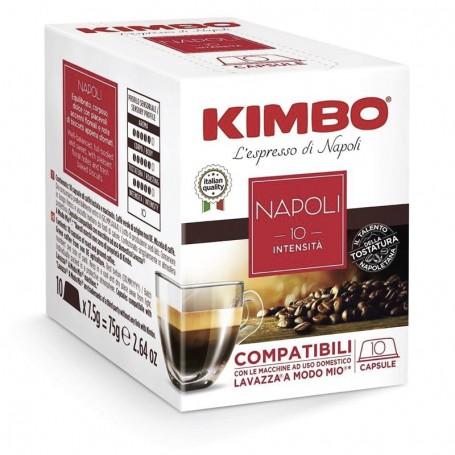 MISCELA NAPOLI - A MODO MIO CAPSULE COMPATIBILI - CAFFÈ KIMBO