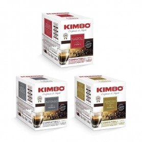 MIX - A MODO MIO CAPSULE COMPATIBILI - CAFFÈ KIMBO