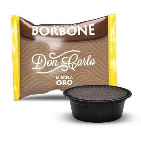 Miscela ORO - A Modo Mio Capsule - Don Carlo - Caffè Borbone