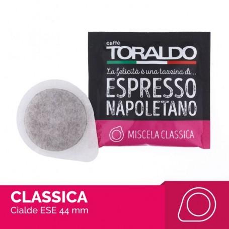 Miscela CLASSICA - Cialda Filtrocarta ESE 44mm - Caffè Toraldo