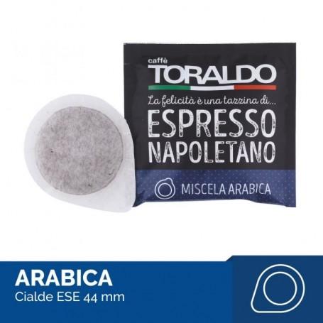 MISCELA ARABICA - CIALDA FILTROCARTA ESE 44MM - CAFFÈ TORALDO