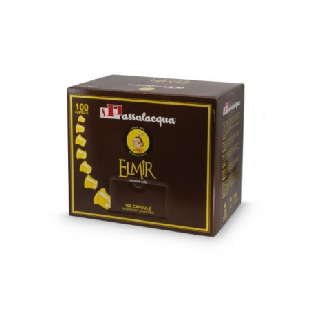 Miscela Elmir - Nespresso capsule compatibili - Caffè Passalacqua