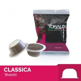 Miscela CLASSICA - Bialetti Capsule Compatibili - Caffè Toraldo