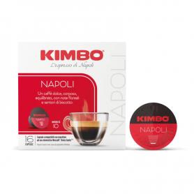 Miscela Napoli - Dolce Gusto Capsule Compatibili - Caffè Kimbo
