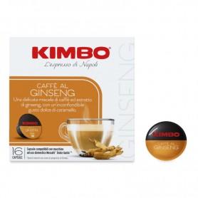 GINSENG - Capsule Compatibili Dolce Gusto - Caffè Kimbo