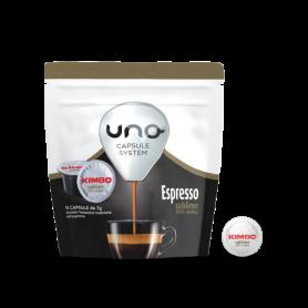 Miscela SUBLIME - Uno System Capsule compatibili - Caffè Kimbo