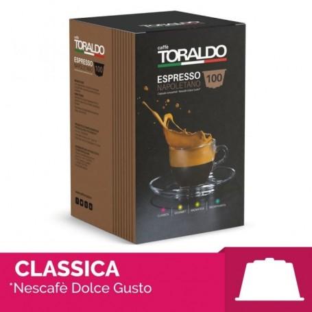 Miscela CLASSICA - Dolce Gusto Capsule Compatibili - Caffè Toraldo