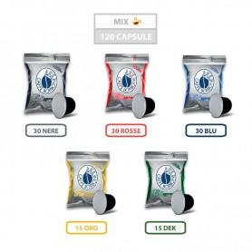 KIT Degustazione - Nespresso Capsule Compatibili - Caffè Borbone