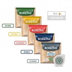 KIT Degustazione - Cialde Filtrocarta ESE 44mm - Caffè Borbone