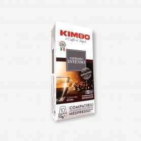 Miscela Intenso - Nespresso capsula compatibile - Caffè Kimbo