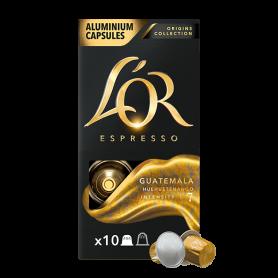 ESPRESSO GUATEMALA - Capsule Compatibili Nespresso - L'Or Caffè